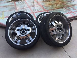 Summer Tires & Rims - FOR SALE