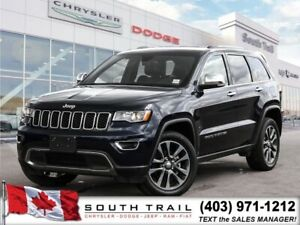 2018 Jeep Grand Cherokee Limited - CALL/TEXT NOSH @ 5879997786
