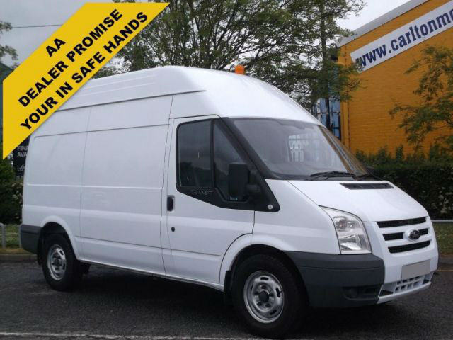 2009/ 09 Ford Transit 115 T350m High roof [ Mobile Workshop& 110v Invertor ] van