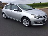 Vauxhall Astra 1.7 CDTI Ecoflex Exclusive ** Finance Available **