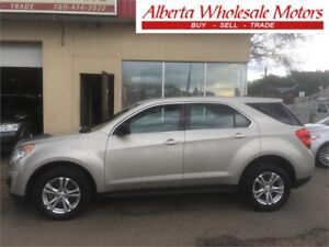 2015 CHEVROLET EQUINOX LS AWD WE FINANCE ALL EASY FINANCE