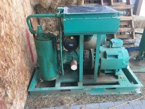 2014 Sullivan Palatek 50 HP 3 PH Rotary Screw Compressor