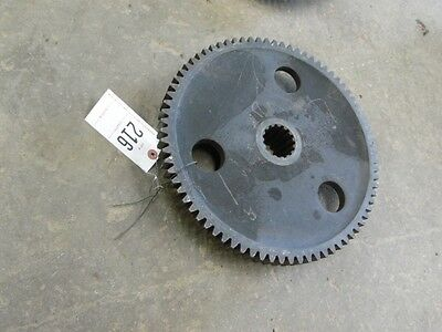 Allis-chalmers Ca Tractor Left Hand Bowl Gear Part 225111 Tag 216