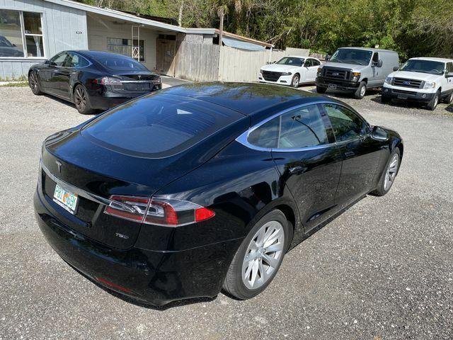 Image 11 Coche Americano usado Tesla Model S 2018