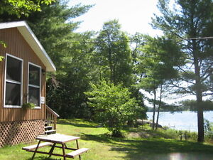 LAKEFRONT COTTAGE--- FISH SWIM RELAX HERE◄◄