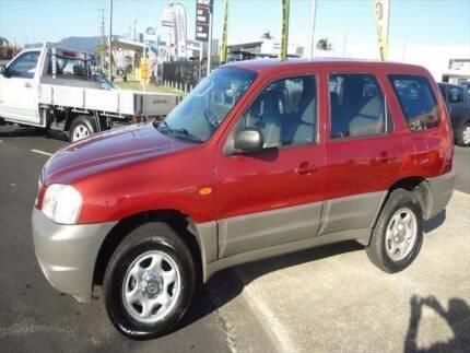 From $28* per week on finance 2002 Mazda Tribute Wagon