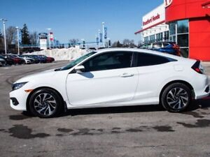 2017 Honda Civic Coupe LX 2dr FWD Coupe