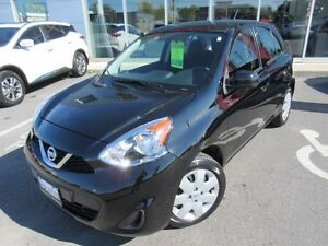 2015 NISSAN MICRA SV FULL PWR PACKAGE 4.4% 84 MONTHS Cornwall Ontario image 1