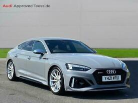 image for 2021 Audi RS5 Rs 5 Tfsi Quattro 5Dr Tiptronic Hatchback Petrol Automatic