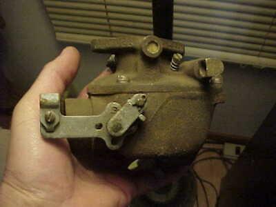 Nos Marvel Schebler Tsx 474 J.i. Case 75va Combine Carburetor
