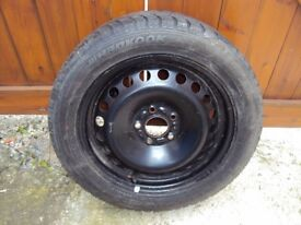 Hankook with Spare wheel