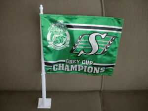 Rider window flag $5.00.