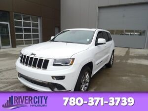 2016 Jeep Grand Cherokee AWD OVERLAND HEMI Accident Free,  Navig
