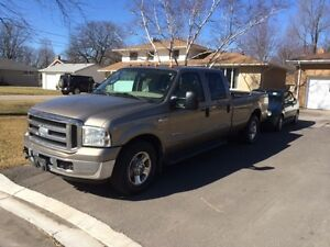 2005 Ford F-350 Lariat Pickup Truck Windsor Region Ontario image 1