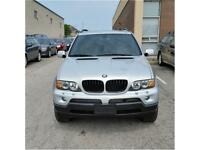 2005 BMW X5 4.4i SPORT PACKAGE-PANORAMIC ROOF