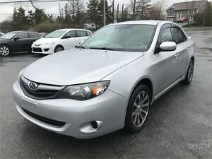 2010 Subaru Impreza 2.5i w/Sport Pkg, ALLOYS, LOW KMS, SPORTY