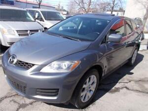 """2008 Mazda CX-7 GS  Turbo """" Toit-Ouvrant"""