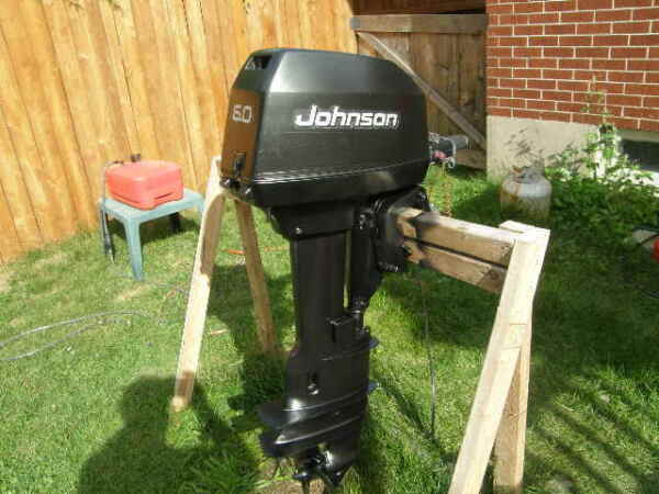 1995 Johnson 6 Hp