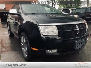***2009 LINCOLN MKX***AWD/CUIR/TOIT/FULL/PROPRE/514-999-4555.