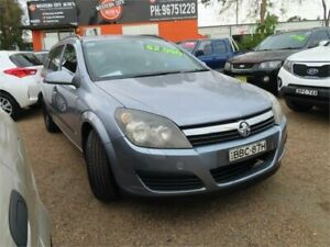 2006 Holden Astra AH MY06 CD 5 Speed Manual Wagon Minchinbury Blacktown Area Preview