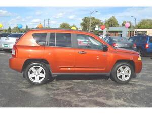 2009 Jeep Compass Sport with ONE YEAR WARRANTY