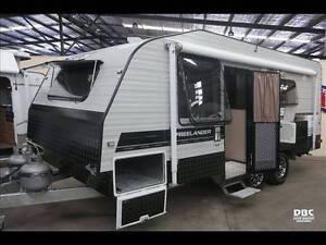 2013 Lotus Caravans Freelander 18'6 Kilburn Port Adelaide Area Preview