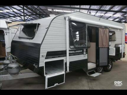 2013 Lotus Caravans Freelander 18'6