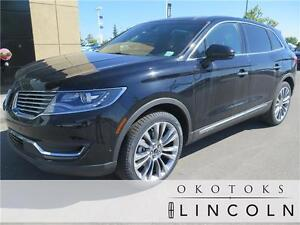 2016 Lincoln MKX Nav, Roof,  2.7L Eco, MANAGERS DEMO