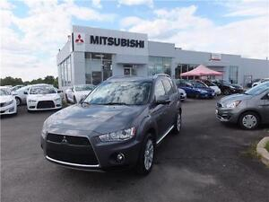 2010 Mitsubishi Outlander XLS 4WD Sportronic at
