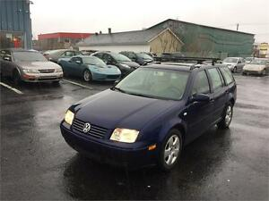 VOLKS JETTA WAGON 2004