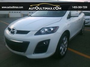 Mazda CX-7 AWD 4dr GT 2011