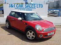 MINI HATCH COOPER 1.6 COOPER 3d 118 BHP A GREAT EXAMPLE INSIDE AND O (red) 2008