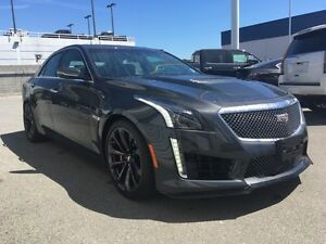 2017 Cadillac CTS-V Sedan LUXURY