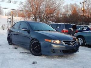 2006 Acura TSX w/Navigation/GPS/MAGS/AC/CUIR/TOIT/CRUISE/FULL