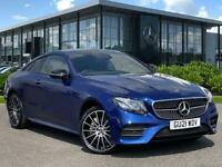 2021 Mercedes-Benz E Class E400D 4Matic Amg Line Night Ed Pre+ 2Dr 9G-Tronic Aut