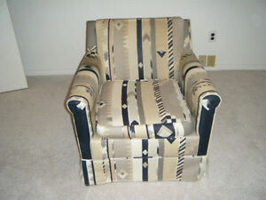 Stylish Chair, Arizona style colors, smooth material