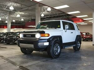 2012 Toyota FJ Cruiser C Package, Side Steps, Pod Gauges, Back U