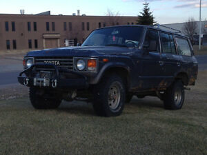 1985 Toyota Land Cruiser Wagon