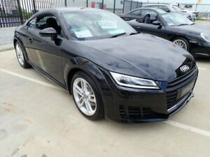 2016 Audi TT FV MY17 Sport S Tronic Black 6 Speed Sports Automatic Dual Clutch Coupe Wangara Wanneroo Area Preview