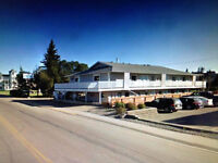SYLVAN LAKE MOTEL FOR SALE BUSINESS WITH PROPERTY FOR SALE
