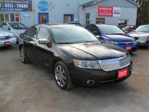 2007 Lincoln MKZ|MUST SEE|NO ACCIDENTS|NO RUST|SERVICED