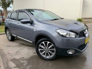 2010  Nissan Dualis TI Auto  AWD MY10 Oxley Park Penrith Area Preview