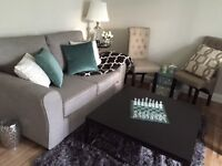 2 seater sofa from Next Home for sale (FREE Coffee Table)