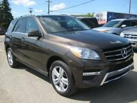 2013 Mercedes-Benz M-Class ML350 BlueTEC, price reduced