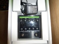 TC Helicon Voice Tone Double great live vocal effects VGC with power supply
