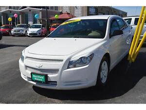 2008 Chevrolet Malibu LS with ONE YEAR WARRANTY