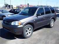 2006 Mazda Tribute GX 4X4 AWD