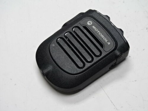 MOTOROLA PMMN4096A WIRELESS REMOTE SPEAKER MICROPHONE ONLY !!