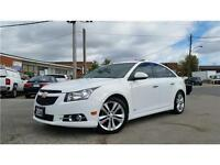 2011 Chevrolet Cruze LTZ Turbo **RS** LEATHER-ROOF**