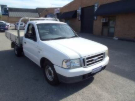 2006 Ford Courier Ute Wangara Wanneroo Area Preview